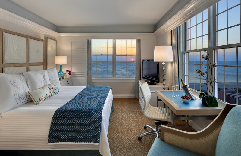 Guest room at The Don CeSar