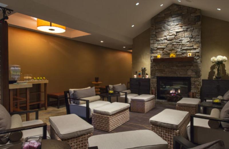 Relaxing Lounge at Hyatt Regency