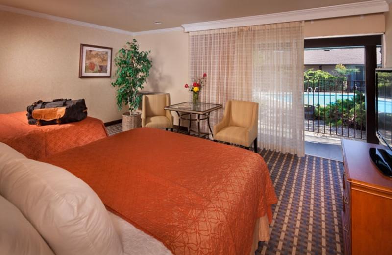 Guest Room at Best Western Garden Inn