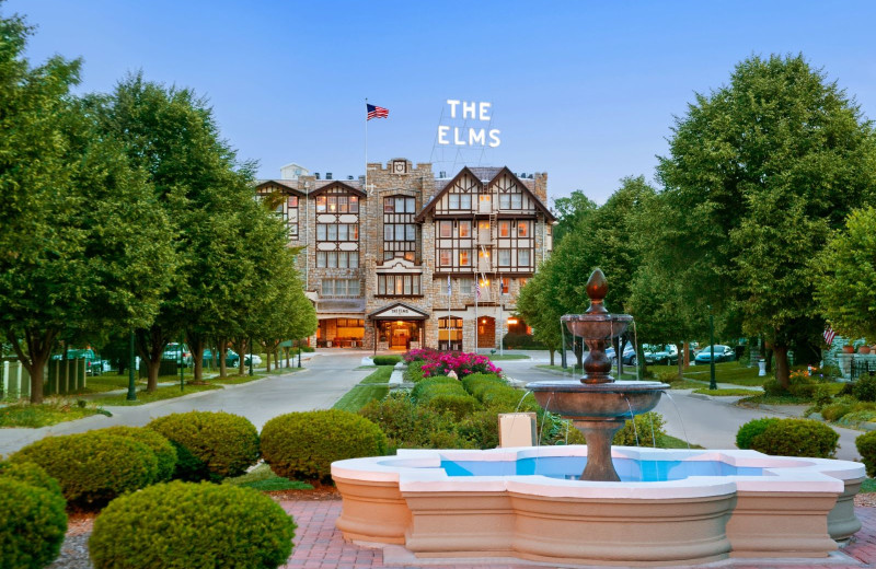 The Elms Hotel And Spa Resort (Excelsior Springs (MO