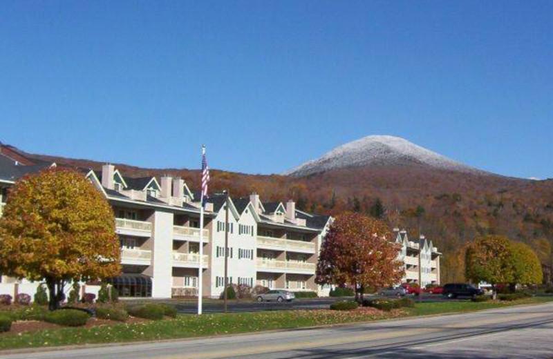Vacation rental exterior at Discounted Condominium Rentals.
