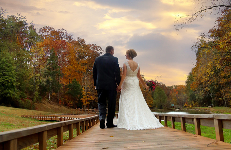Weddings at Little Valley Mountain Resort