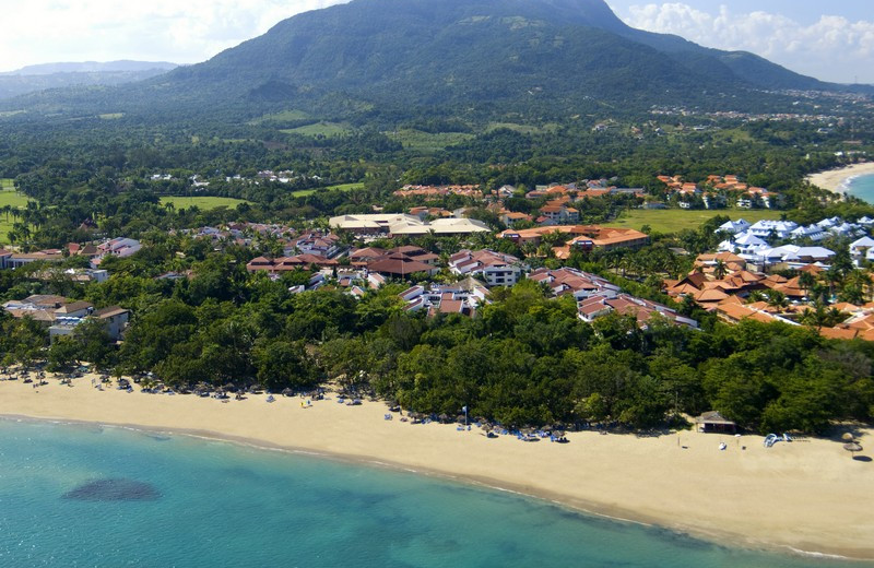 Hotel And Mountain View at Barcelo Puerto Plata