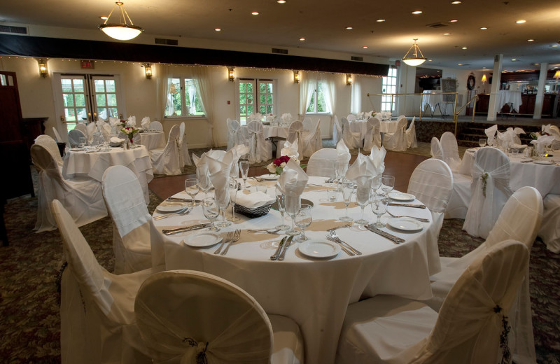 Wedding at La Tourelle Hotel & Spa.