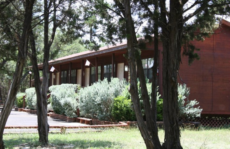 Outback Cabins at Canyon Lake Cabins & Cottages
