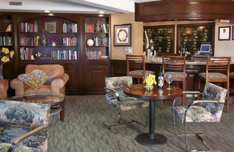 Express Lounge at Sophie Station Suites.