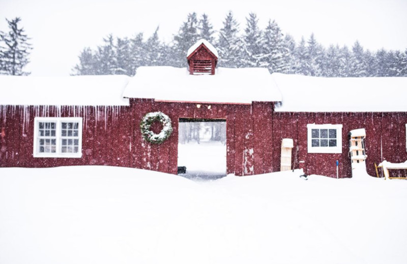 Edson Hill Horse Stables and Nordic Center Exterior