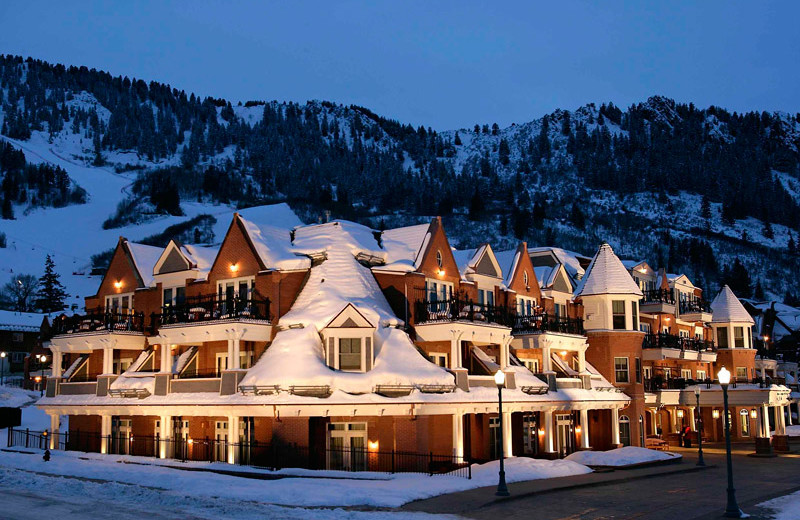 Rental exterior at Frias Properties of Aspen.