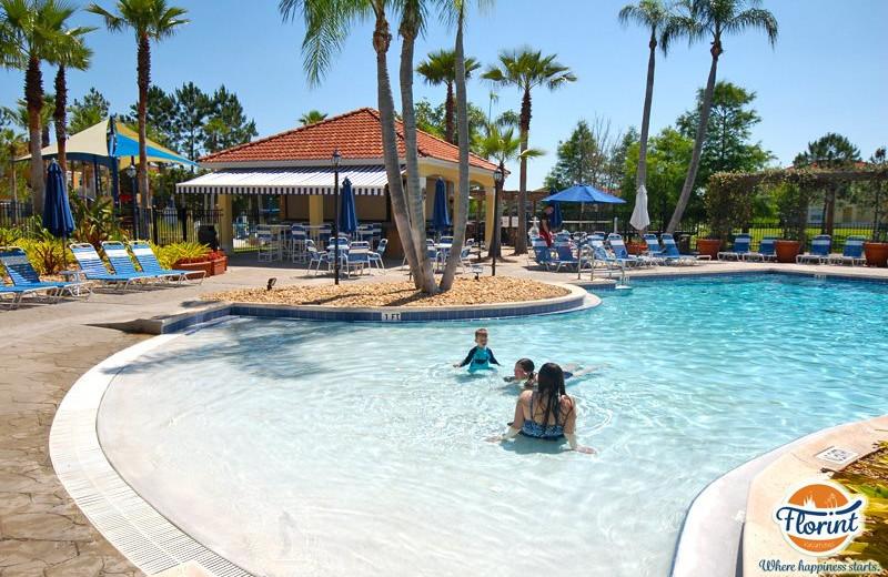 Rental pool at Florint Vacations.