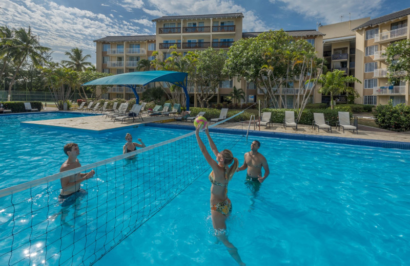 Outdoor pool at Divi Southwinds Resort.