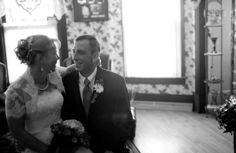 Weddings at the Westby House Victorian Inn & Restaurant