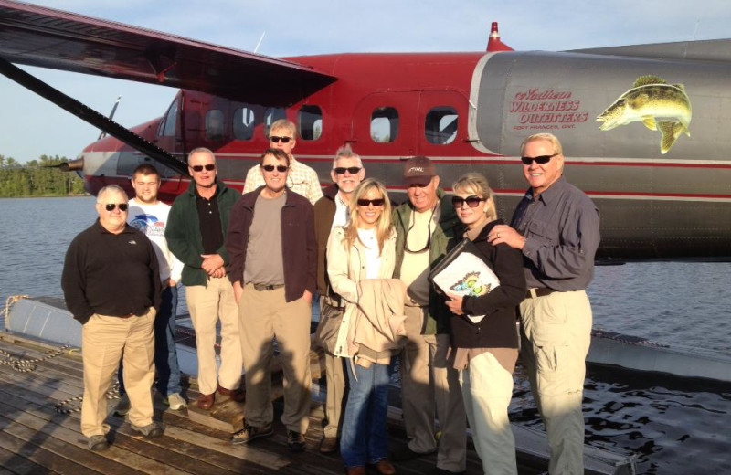 Plane Excursions at Northern Wilderness Outfitters
