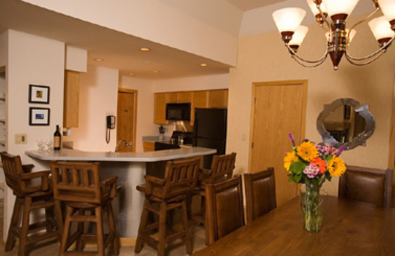 Suite Interior at Durango Mountain Resort