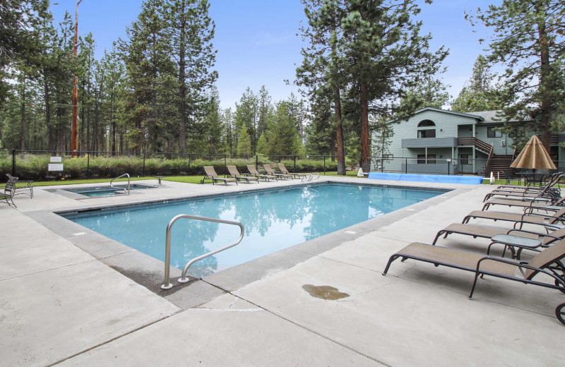 Rental pool at Mountain Resort Properties.