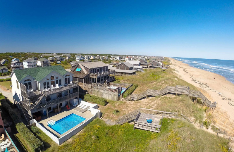Rentals at Beach Realty & Construction.