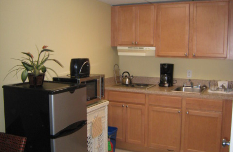 Kitchen at The Crossings