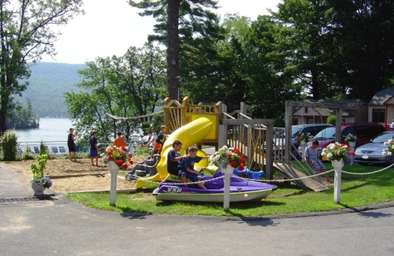 Activities at Boulders Resort.