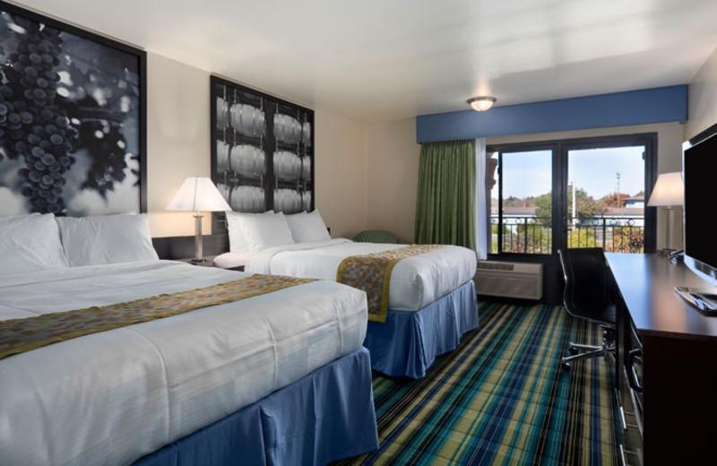 Guest Room at Super 8 Vallejo/Napa Valley