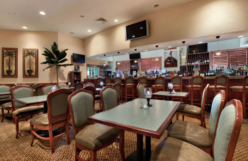 Rumbas Lounge at Hilton Suites Ocean City Oceanfront.