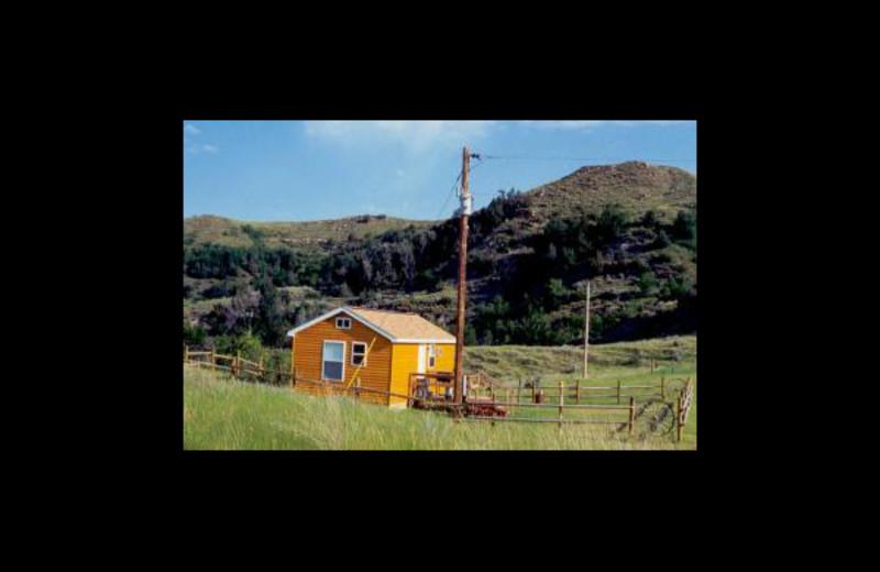 Exterior view of Naard Creek Ranch.