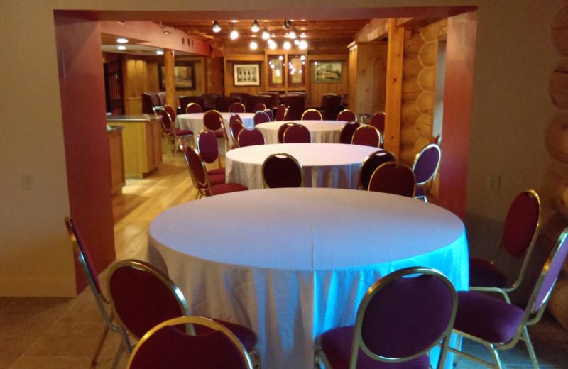 Meetings at Garland Lodge and Resort.