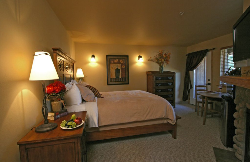Guest Room at Icicle Village Resort