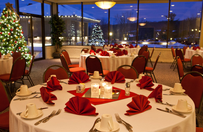 Group Events at The Ridge Hotel