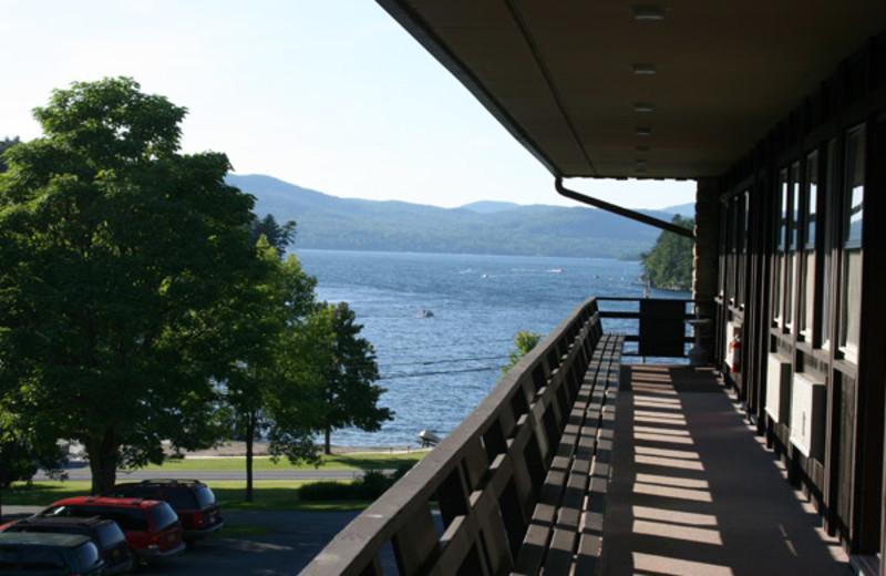 The Lake at Dunham's Bay Resort