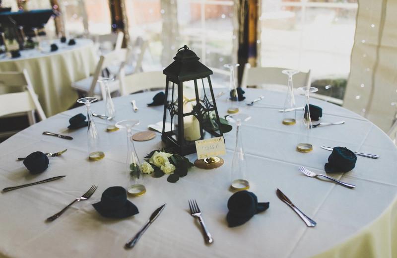 Weddings at Riverbay Adventure Inn.