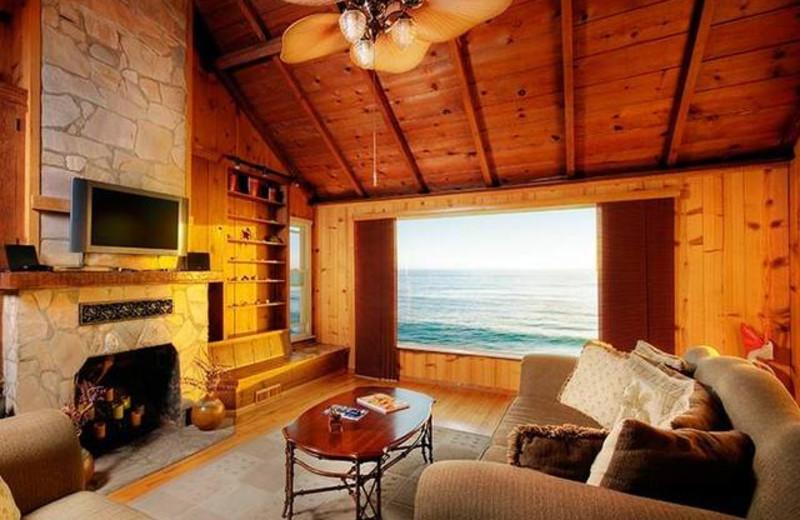 Interior view at Laguna Riviera Resort on the Beach.