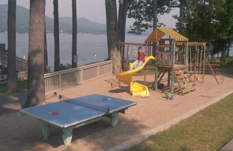 Outdoor Fun at Antigua Resort on Plum Point