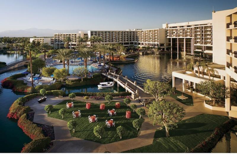 Exterior View of Marriott Desert Springs Resort
