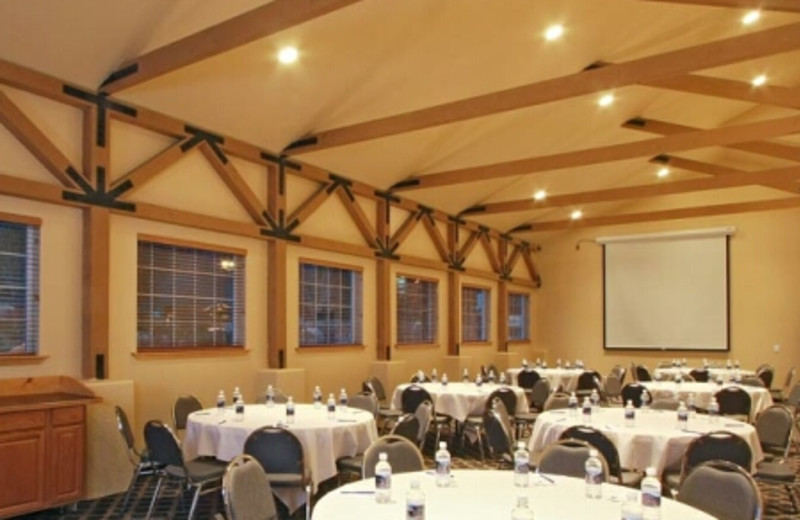 Meeting Room at Icicle Village Resort