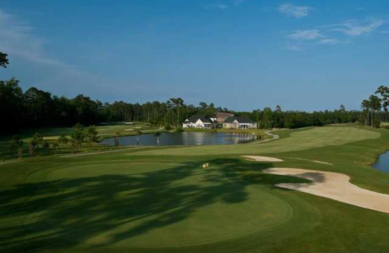 International Golf Club of Myrtle Beach near Water's Edge Resort.