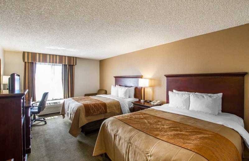 Guest room at Comfort Inn I-10 West at 51st Ave.