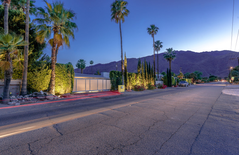 Rental exterior at Altez Vacations - Palm Springs.