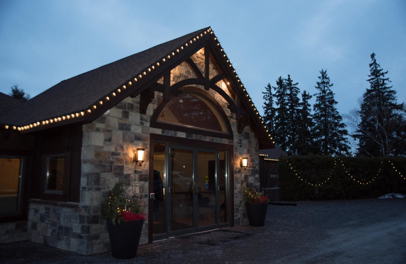 Exterior view of Northumberland Heights Wellness Retreat and Spa.