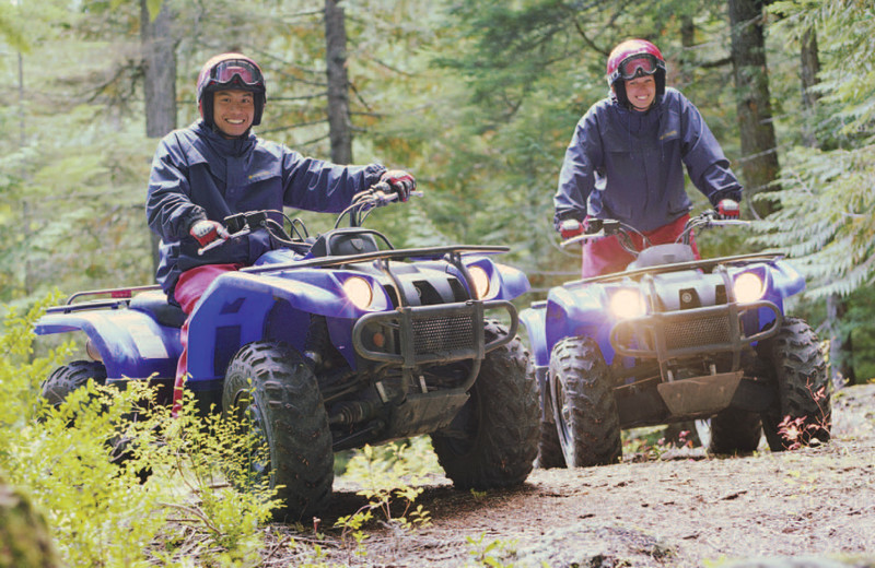 ATV at Valhalla Resort & Vacation.