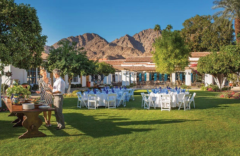 Wedding at La Quinta Resort and Club.
