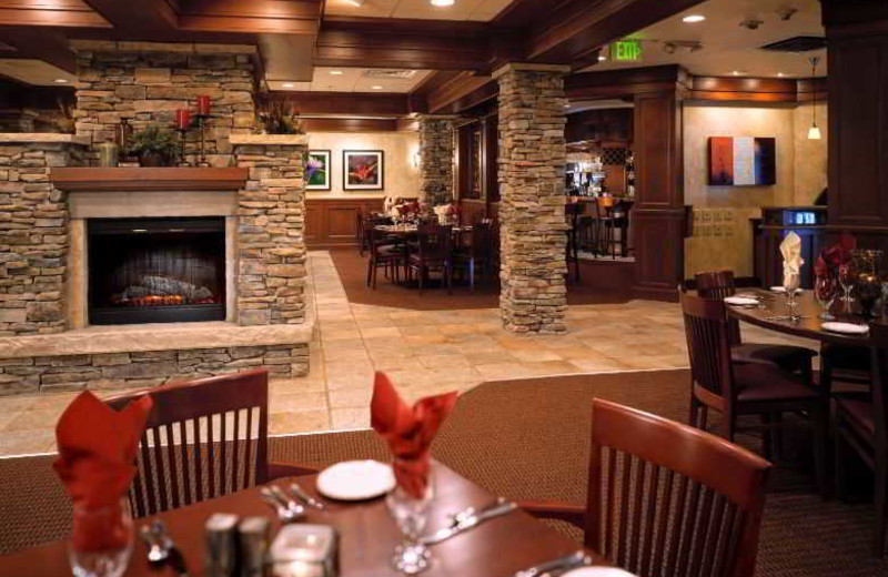 Dining at Beaver Run Resort & Conference Center.