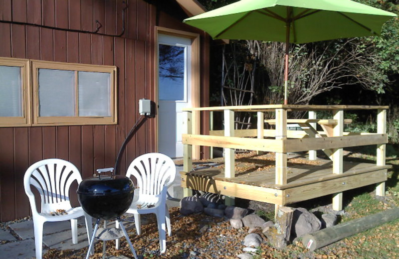 Studio open year round at Blackduck Lodge & Resort.