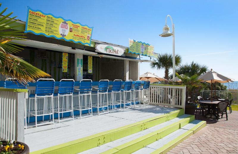 Bar at Paradise Resort.