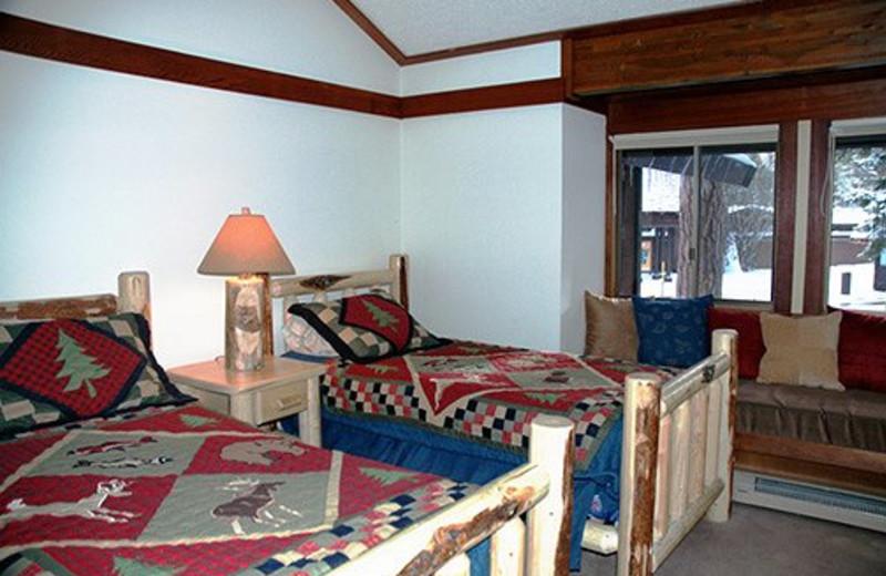 Rental Interior at Tahoe Tavern Properties