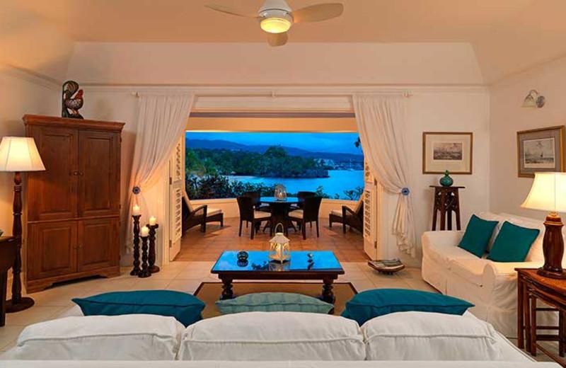 Guest room at Jamaica Inn.
