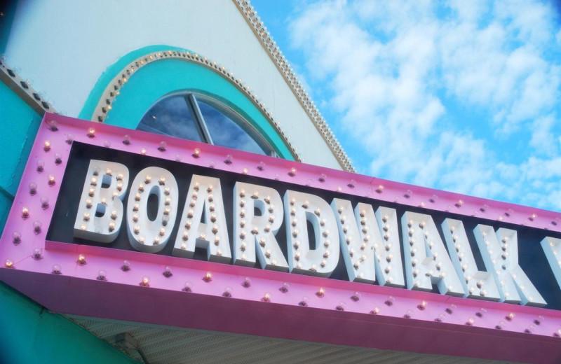 Boardwalk at Shalimar Resort and Conference Center.