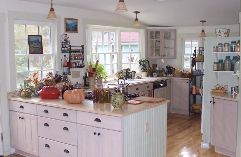Kitchen at Hawk