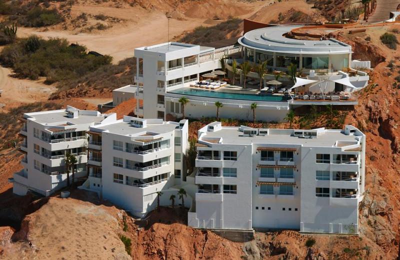 Aerial View of Grand Regina Los Cabos