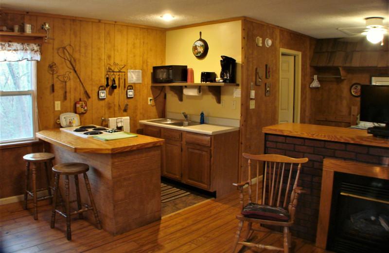 1BR pet-friendly cabin