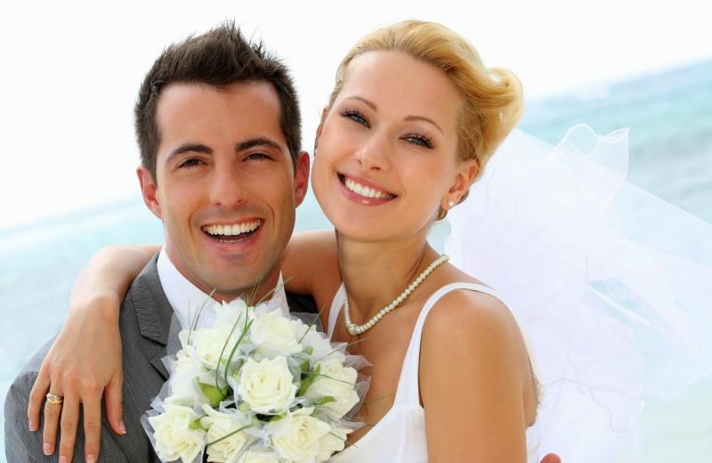 Wedding at Harrison Beach Hotel.