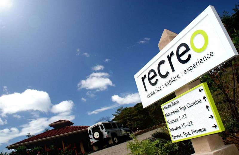 Tours at Recreo.